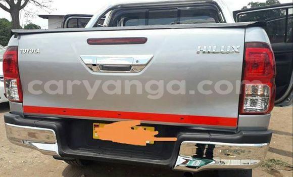 Buy Used Toyota Hilux Silver Car in Blantyre in Malawi