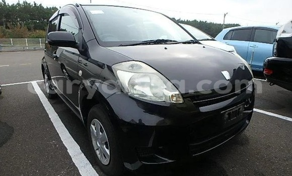 Buy Imported Toyota Passo Black Car in Blantyre in Malawi