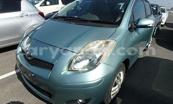 Buy Import Toyota Vitz Green Car in Blantyre in Malawi
