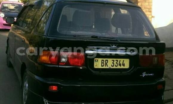 Buy Used Toyota Ipsum Black Car in Limbe in Malawi