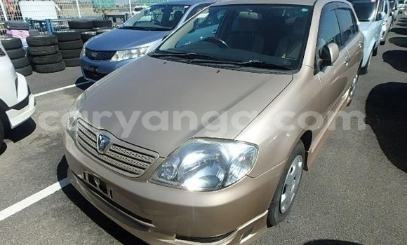 Buy Import Toyota Allex Other Car in Blantyre in Malawi