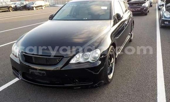 Buy Imported Toyota Mark X Black Car in Blantyre in Malawi