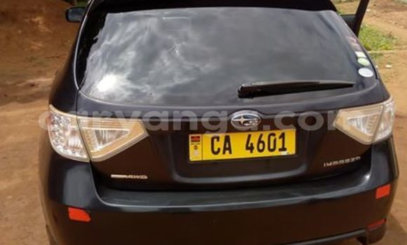 Buy Used Subaru Impreza Black Car in Lilongwe in Malawi