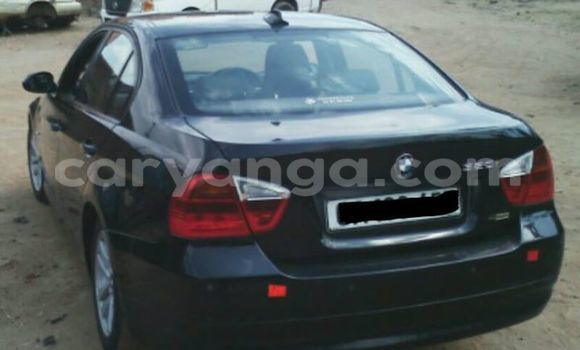 Buy Used BMW 3–Series Black Car in Limbe in Malawi