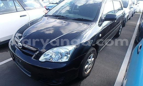 Buy Import Toyota Runx Black Car in Blantyre in Malawi