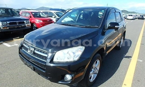 Buy Imported Toyota RAV4 Black Car in Blantyre in Malawi