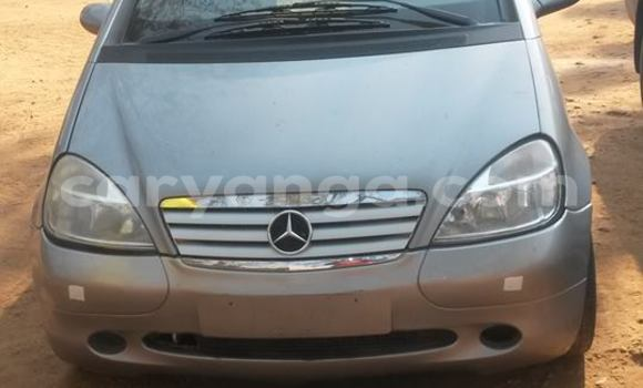 Buy Used Mercedes‒Benz A–Class Black Car in Limbe in Malawi