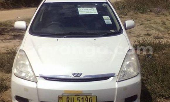 Buy Used Toyota Wish Black Car in Limbe in Malawi