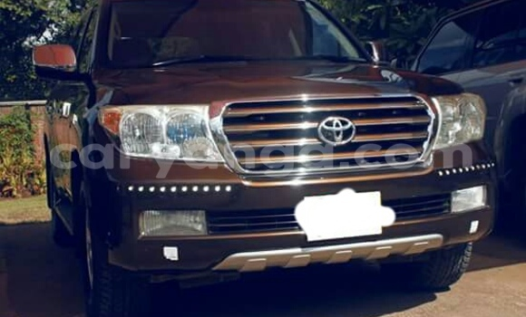 Buy Used Toyota Land Cruiser Black Car in Limbe in Malawi
