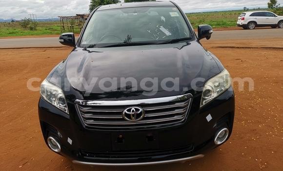 Buy Used Toyota Vanguard Black Car in Lilongwe in Malawi