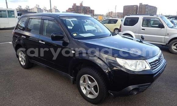 Buy Used Subaru Forester Black Car in Lilongwe in Malawi