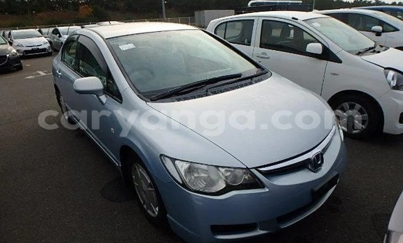 Buy Import Honda Civic Blue Car in Lilongwe in Malawi