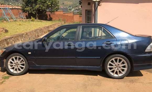 Buy Used Lexus IS Blue Car in Blantyre in Malawi