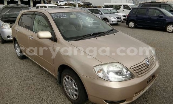 Buy Imported Toyota Allex Other Car in Lilongwe in Malawi