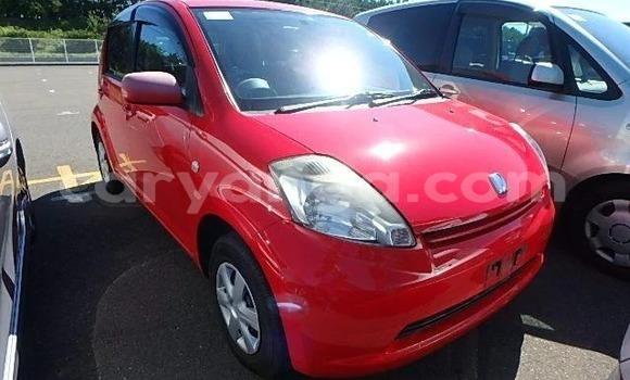 Buy Imported Toyota Passo Red Car in Lilongwe in Malawi