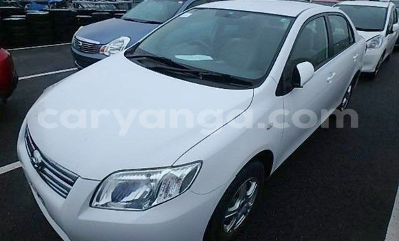 Buy Import Toyota Axio White Car in Blantyre in Malawi