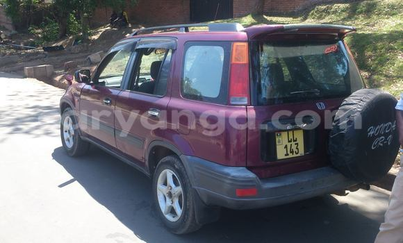 Buy Used Honda CR-V Black Car in Limbe in Malawi