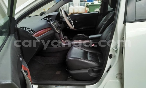 Buy Used Toyota Allion White Car in Blantyre in Malawi
