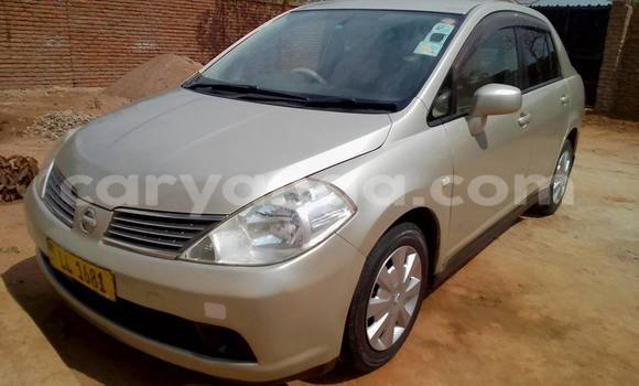 Buy Used Nissan Tilda Black Car in Limbe in Malawi