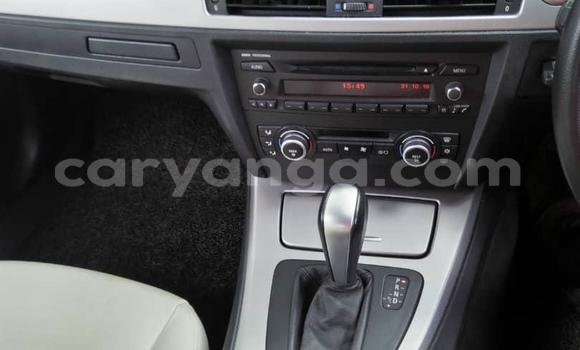 Buy Used BMW 3–Series Silver Car in Blantyre in Malawi