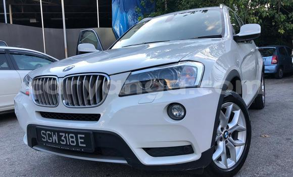 Buy Used BMW X3 White Car in Blantyre in Malawi