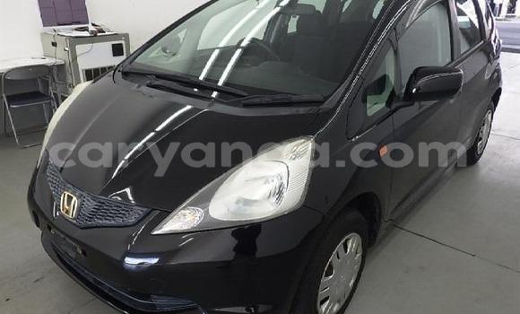 Buy Used Honda FIT Black Car in Blantyre in Malawi
