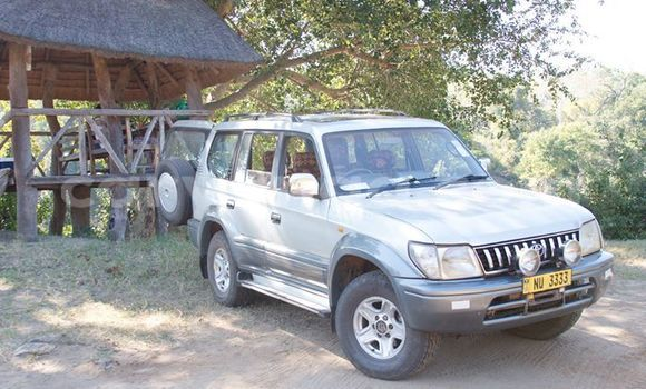Buy Used Toyota Prado Black Car in Limbe in Malawi