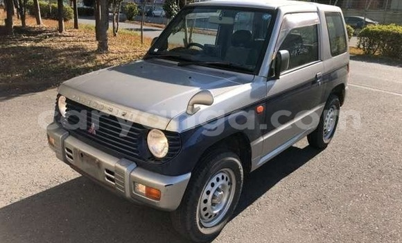 Buy Imported Mitsubishi Pajero Mini Silver Car in Blantyre in Malawi