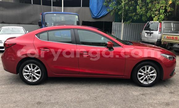 Buy Used Mazda 3 Red Car in Blantyre in Malawi