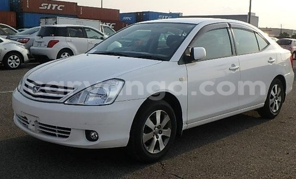 Buy Import Toyota Allion White Car in Blantyre in Malawi