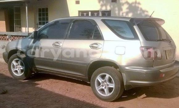 Buy Used Toyota Harrier Black Car in Limbe in Malawi