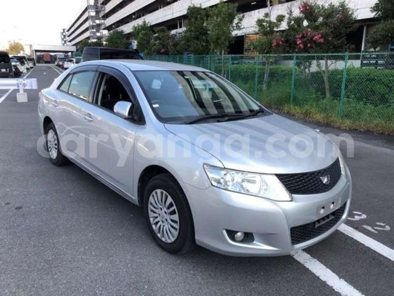 Buy Import Toyota Allion Silver Car In Lilongwe In Malawi Caryanga