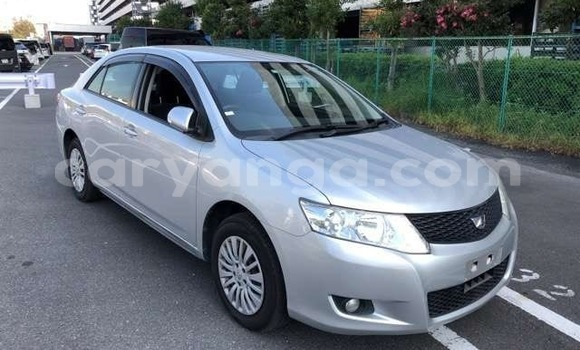 Buy Imported Toyota Allion Silver Car in Lilongwe in Malawi