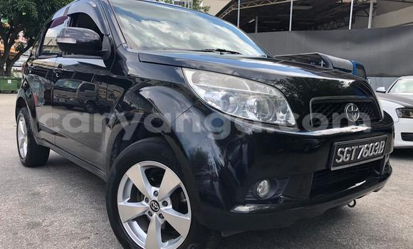 Buy Used Toyota Rush Black Car in Blantyre in Malawi