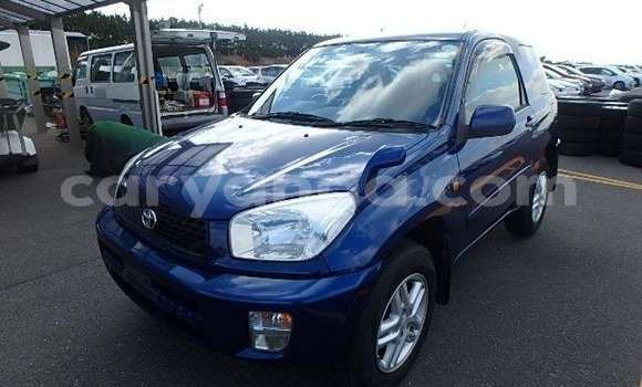 Buy Imported Toyota RAV4 Blue Car in Blantyre in Malawi
