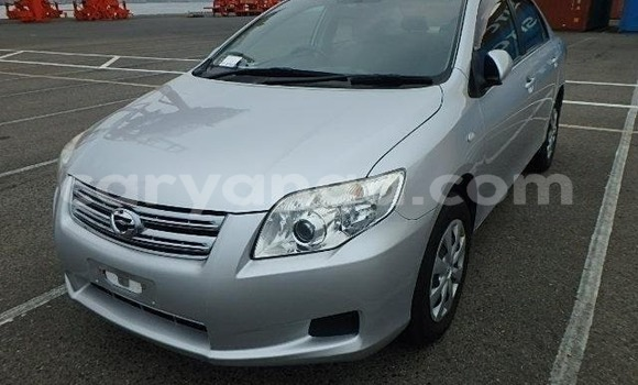 Buy Import Toyota Axio Silver Car in Blantyre in Malawi