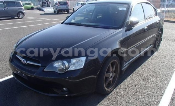 Buy Imported Subaru Legacy Black Car in Blantyre in Malawi