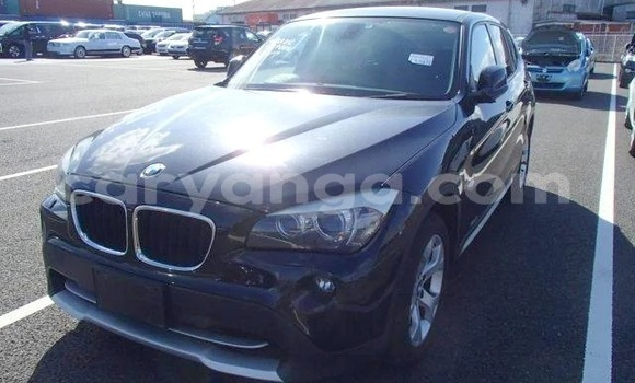 Buy Imported BMW X1 Black Car in Blantyre in Malawi